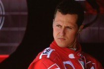 I'm very pleased to know that Schumacher is reacting, says ex-Ferrari Chairman