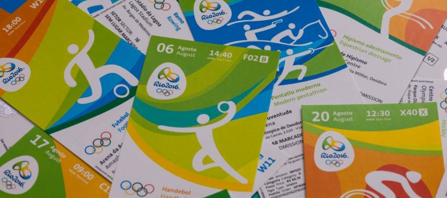 As Rio Games approach, 1.3 million tickets left unsold