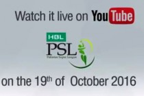 PSL draft will be streamed live on YouTube