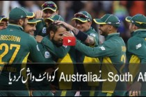 South Africa vs Australia – 5th ODI – Match Highlights