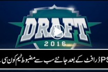 Team Composition after PSL 2017 Draft