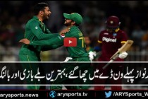 West Indies Vs Paksitan 1st ODi 2016 Muhammad Nawaz 4 wickets