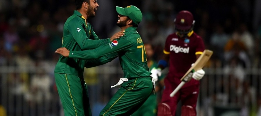 The young guns take Pakistan to a big win