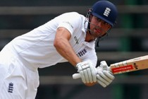 New dad Cook returns to break England record