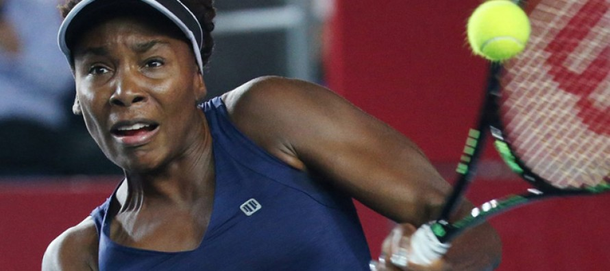Venus Williams crashes out of China Open