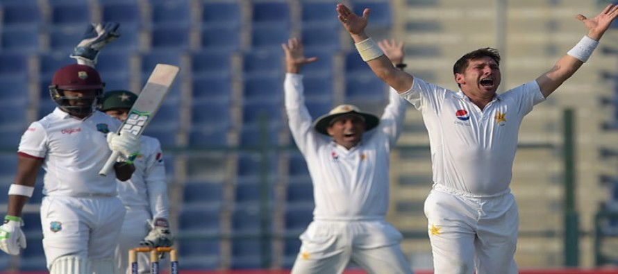 Pakistan end day 2 on a high with two quick wickets