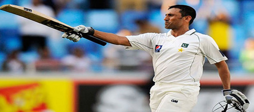 Younis becomes the highest run scorer in UAE