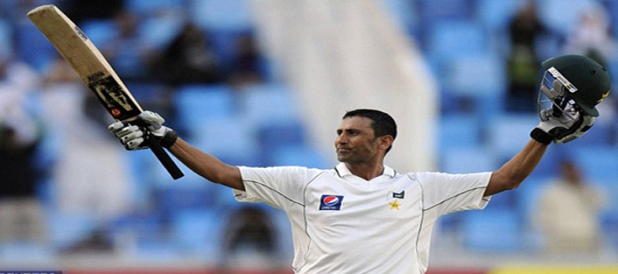 Younis Khan climbs up to second spot in test ranking