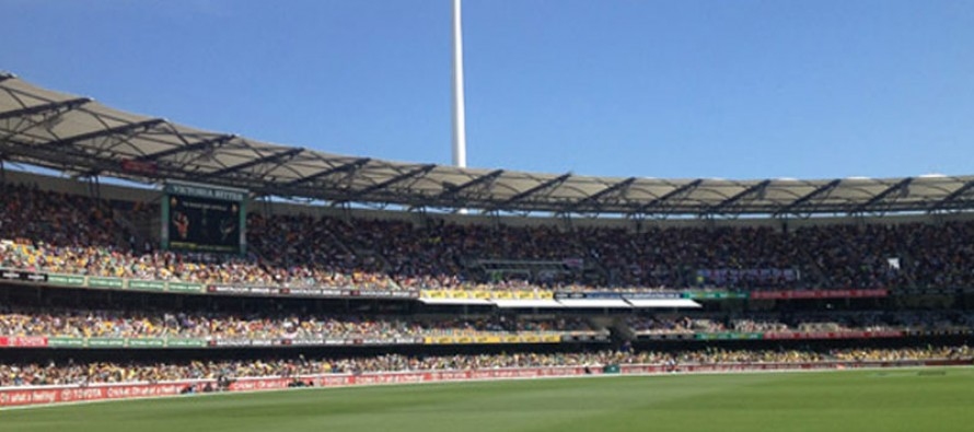 Fancy a dip? Pool planned for Gabba Test