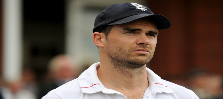 Anderson set to miss opening India Test