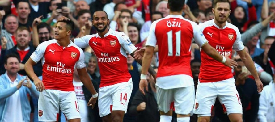 Arsenal finally European champions… for matchday revenue