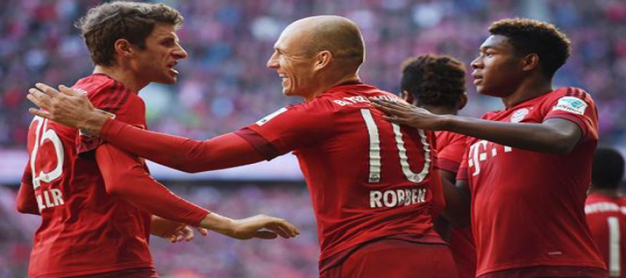 Spluttering Bayern out to end winless run