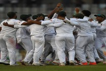 Joy, relief in Bangladesh after England series