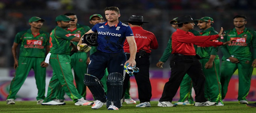 England coach urges Buttler to stay out of trouble