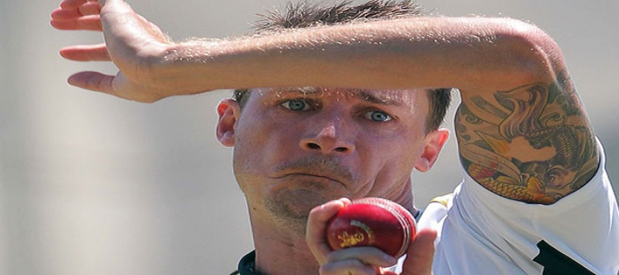 Steyn key as rivals gear up for Tests