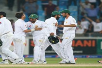 Misbah, Holder hail competitive day-night Test