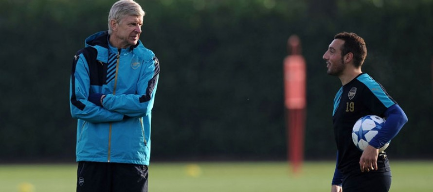 Wenger rues costly Cazorla absence
