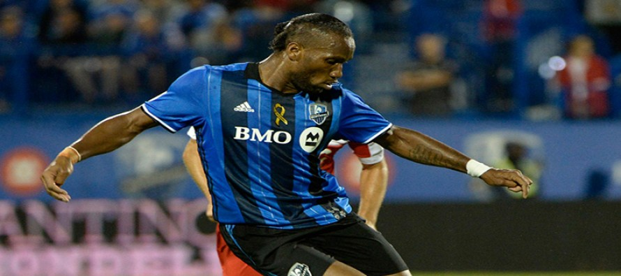 Drogba dispute settled – Montreal chief