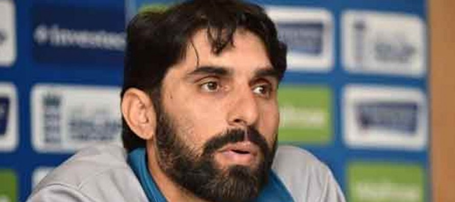 Misbah confident of West Indies whitewash
