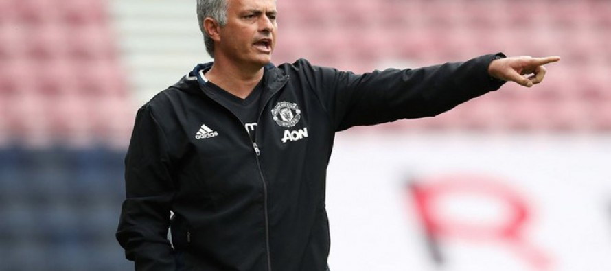 Mourinho says United could have put seven past Stoke