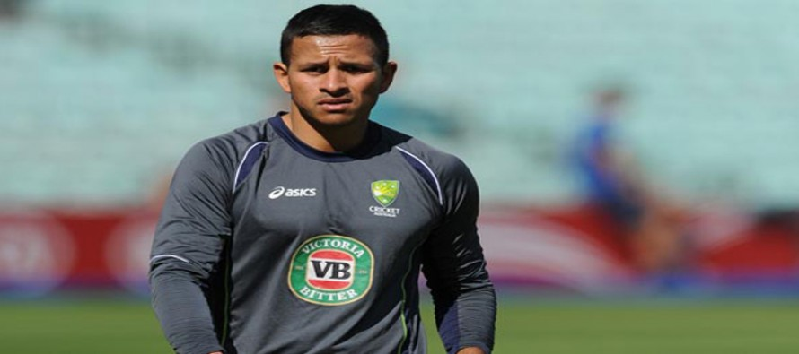 Australia coach Lehmann to 'chat' with aggrieved Khawaja