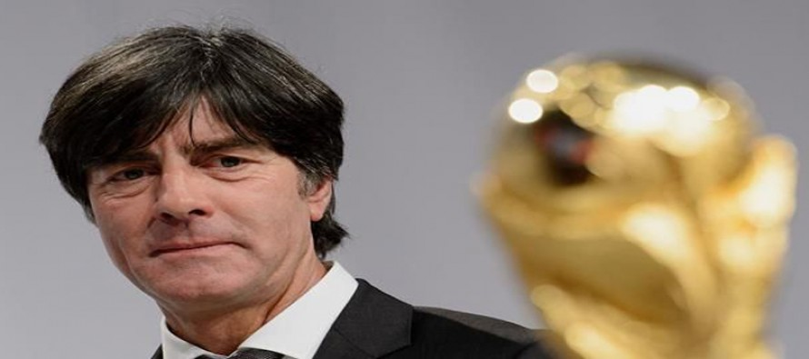 Loew extends Germany reign until 2020