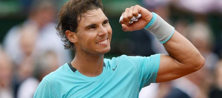 Nadal seeks redemption in Beijing