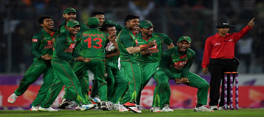 Bangladesh cricketers Mortaza, Rahman fined, England's Buttler reprimanded