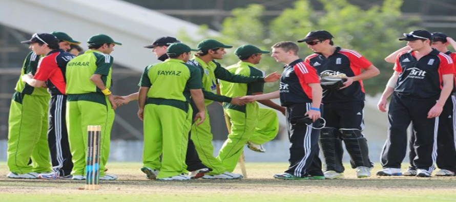 Pakistan's disabled team down England in the tournament final