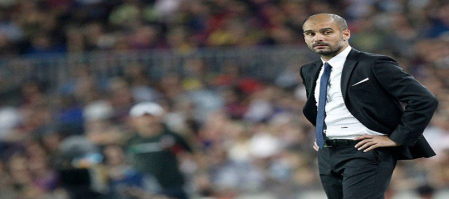 Man City need perfection to beat Barca, says Guardiola