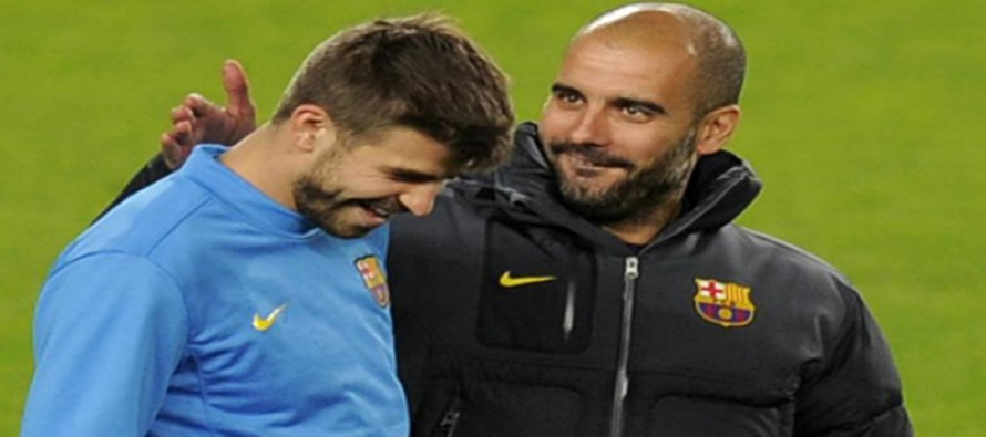 Guardiola changed Barca forever – Pique
