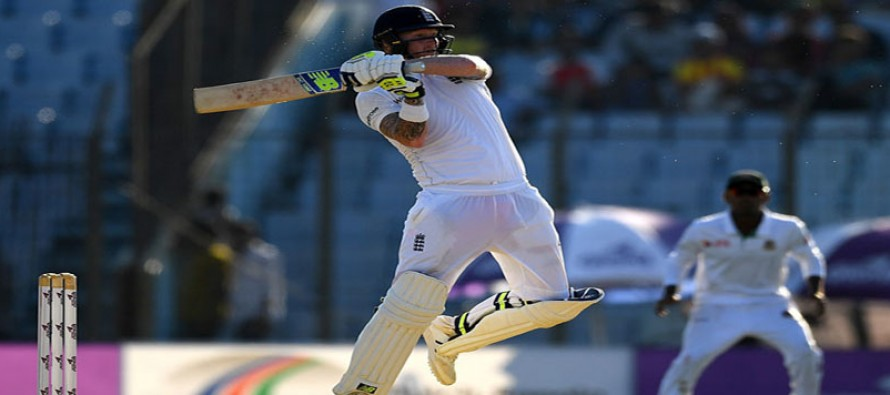 All-round Stokes puts England in control