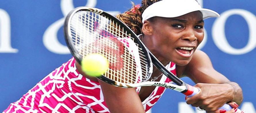 Venus Williams knocked out of Hong Kong Open