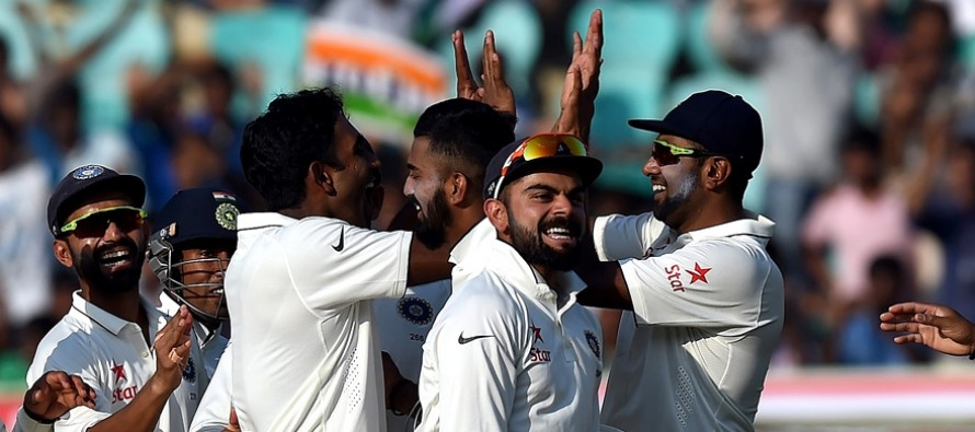 Ashwin puts India on top in second England Test