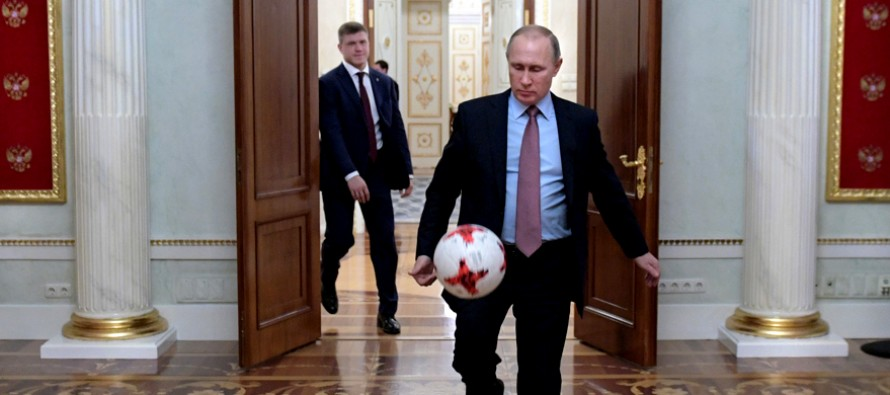 Russia under scrutiny at Confederations Cup draw