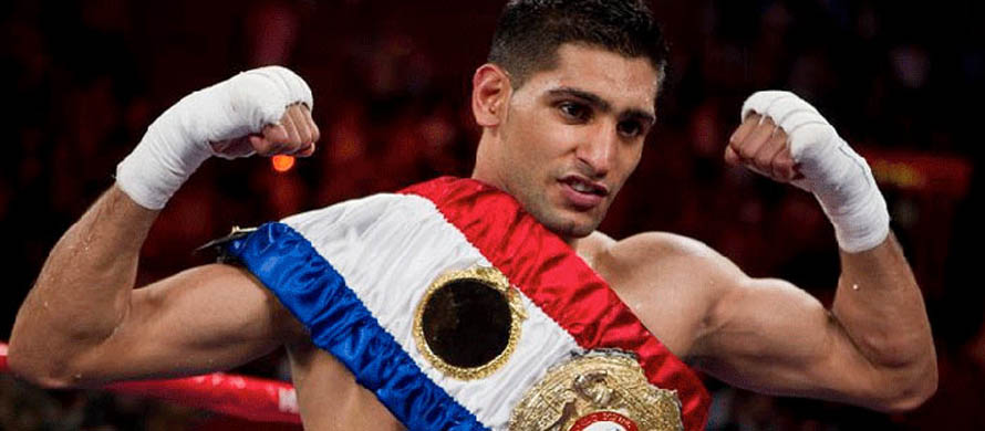 Amir Khan to be honoured with a special award at next WBC Convention