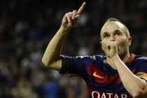 Barca captain Iniesta fit for Clasico
