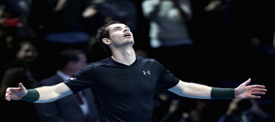 'Arise Sir Andy' – World number one Murray tipped for knighthood