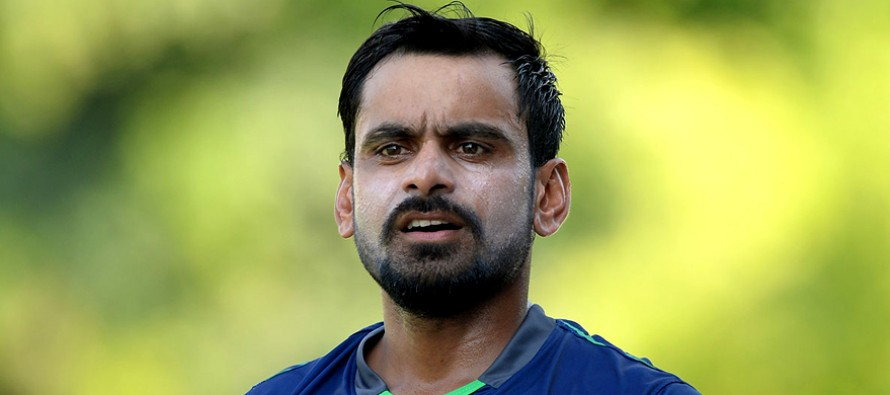 Hafeez gets his bowling action cleared from ICC