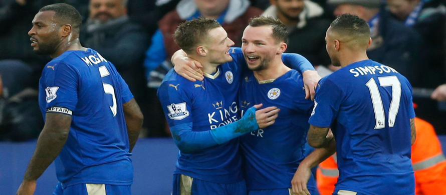 Lagging Leicester eye Champions League tonic