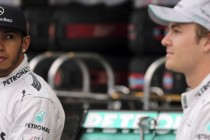 Hamilton rejects idea of backing up Rosberg