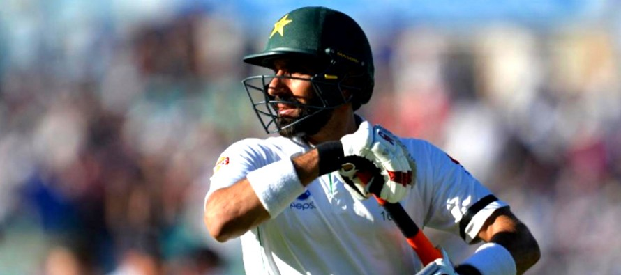 Misbah suspended for one Test for second minor over-rate offence