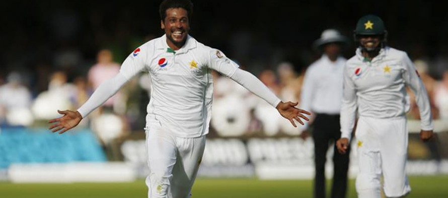 Amir coins Pakistan's recent win at Lord's as his favourite test moment