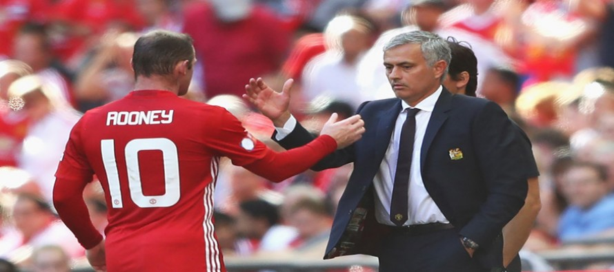 England did not do enough to protect Rooney – Mourinho