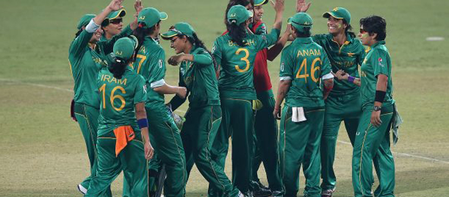 Pakistan women team crush Bangladesh by nine wickets