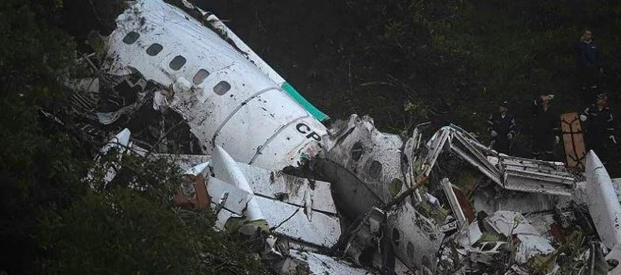 Six teams wiped out by plane crashes