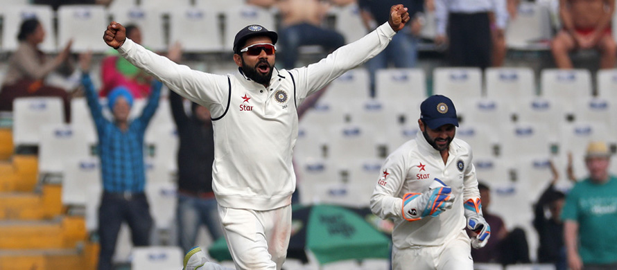India can win on any track, says Kohli