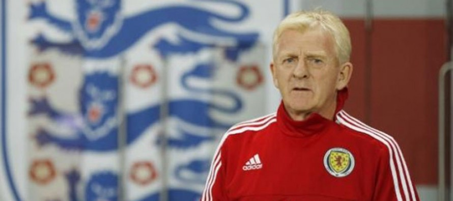 England-Scotland tussle could spook players – Strachan