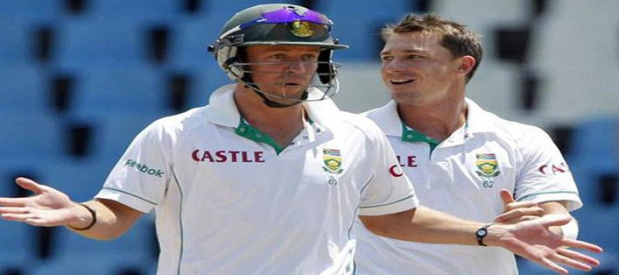 Proteas to play a test for the first time without the experienced duo after their debut