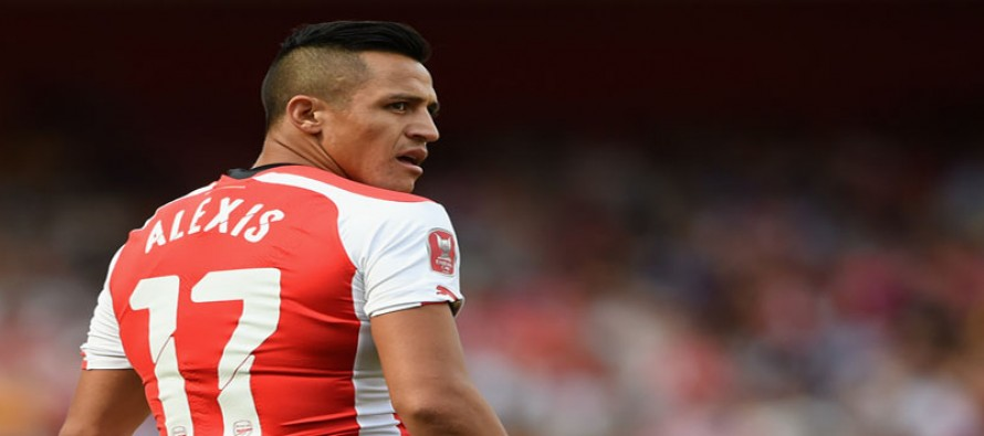 Arsenal's Sanchez out of Chile qualifier with muscle strain
